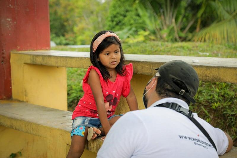 El compromiso de World Vision Colombia con la Crianza con Ternura