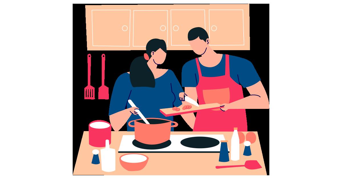 cocinando-juntos